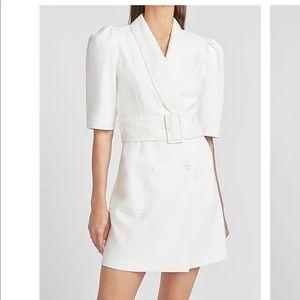 EXPRESS New Blazer Dress